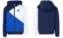 Nike Little Boys Colorblocked French Terry Hoodie