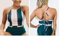 Nani Swimwear Women's Kotayo Midkini Swim Top
