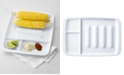 Martha Stewart Collection Corn-On-The-Cob Tray, Created for Macy's