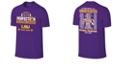 Retro Brand Men's LSU Tigers Undefeated Schedule T-Shirt