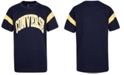 Converse Big Boys Collegiate Colorblocked Logo T-Shirt