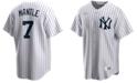 Nike Men's Mickey Mantle New York Yankees Coop Player Replica Jersey