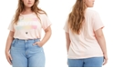 Levi's Trendy Plus Size Cotton Perfect T-Shirt