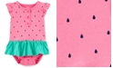 Carter's Baby Girls Watermelon Bodysuit