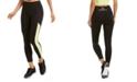Calvin Klein Textured-Panel Leggings