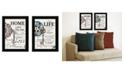 Trendy Decor 4U Trendy Decor 4U Life / Home 2-Piece Vignette by Robin-Lee Vieira Collection