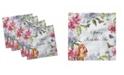 "Ambesonne Spring Set of 4 Napkins, 12"" x 12"""