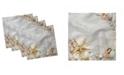 "Ambesonne Starfish Set of 4 Napkins, 12"" x 12"""