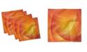 "Ambesonne Sun Theme Set of 4 Napkins, 12"" x 12"""