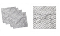 "Ambesonne Earth Tones Set of 4 Napkins, 12"" x 12"""