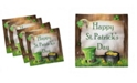"Ambesonne St. Patrick's Day Set of 4 Napkins, 18"" x 18"""