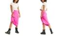 Free People Normani Bias Midi Skirt