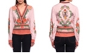Colcci Think Pink Printed Blouse