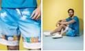"""Brooklyn Brigade Men's Standard-Fit 7.5"""" Laguna Swim Trunks"""