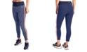Champion Women's Double Dry Printed High-Rise Leggings