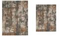 Karastan Elements Cave Creek Denim 2' x 3' Area Rug