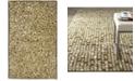 Martha Stewart Collection Mosaic MSR3623A Brown 8' x 10' Area Rug