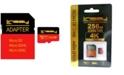 LINSAY High Speed Micro SD Card 256GB V30 4K Ultra HD