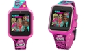 Accutime Kid's OMG Multicolored Silicone Touchscreen Smart Watch 46x41mm
