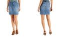Style & Co Basic Denim Skirt, Created for Macy's