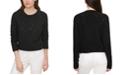 DKNY Jeans Open-Knit Sweater