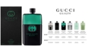 Gucci Men's Guilty Black Pour Homme Eau de Toilette, 6.7-oz.