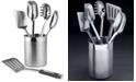 Calphalon 6 Piece Stainless Steel Kitchen Utensil Set