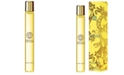Versace Yellow Diamond Eau de Toilette Rollerball, 0.30 oz
