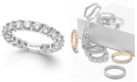 Macy's Sizeable Diamond Eternity Band (2 ct. t.w.)  in 14k White Gold