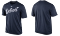 Nike Men's Detroit Tigers Legend Wordmark T-Shirt