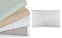 Hotel Collection CLOSEOUT!  600 Thread Count Striped Standard Pillowcase