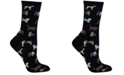 Hot Sox Women's Dogs Fashion Crew Socks