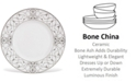 """Vera Wang Wedgwood """"Imperial Scroll"""" Accent Plate, 9"""""""
