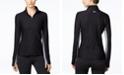 Calvin Klein Honeycomb Zip-Front Jacket
