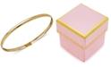Macy's Children's Flex Bangle Bracelet in 14k Gold