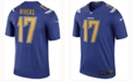 Nike Men's Philip Rivers Los Angeles Chargers Legend Color Rush Jersey