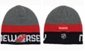 Reebok New Jersey Devils Player Knit Hat