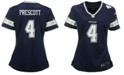 Nike Women's Dak Prescott Dallas Cowboys Game Jersey