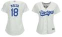 Majestic Women's Kenta Maeda Los Angeles Dodgers Cool Base Player Replica Jersey