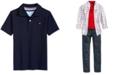 Tommy Hilfiger Big Boys Ivy Stretch Polo Shirt