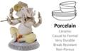 Lladro Bansuri Ganesha Figurine