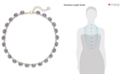 Charter Club Silver-Tone Pavé & Stone Collar Necklace, Created for Macy's