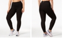 Ideology Plus Size Stretch Full-length Leggings, Created for Macy's