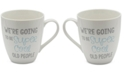 Pfaltzgraff CLOSEOUT! We're Going To Be Super Cool Old People Mug