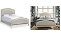 Furniture Carter Upholstered Queen Bed