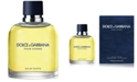 Dolce & Gabbana DOLCE&GABBANA Men's Pour Homme Eau de Toilette Spray, 4.2 oz.