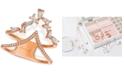 "Le Vian Baguette Frenzy Diamond Double ""V"" Ring (1/2 ct. t.w.) in 14k Rose Gold"