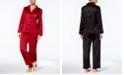 Lauren Ralph Lauren Satin Pajama Set
