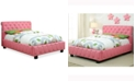 Venetian Worldwide Paytin Kid's Twin Bed with Bluetooth Technology