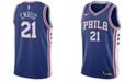 Nike Men's Joel Embiid Philadelphia 76ers Icon Swingman Jersey